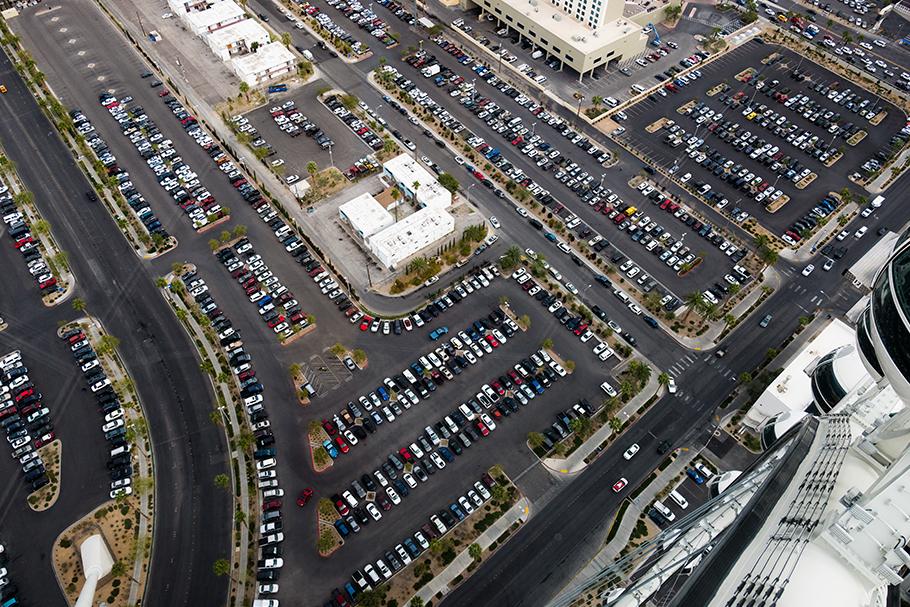 A reforma do estacionamento salvará a cidade