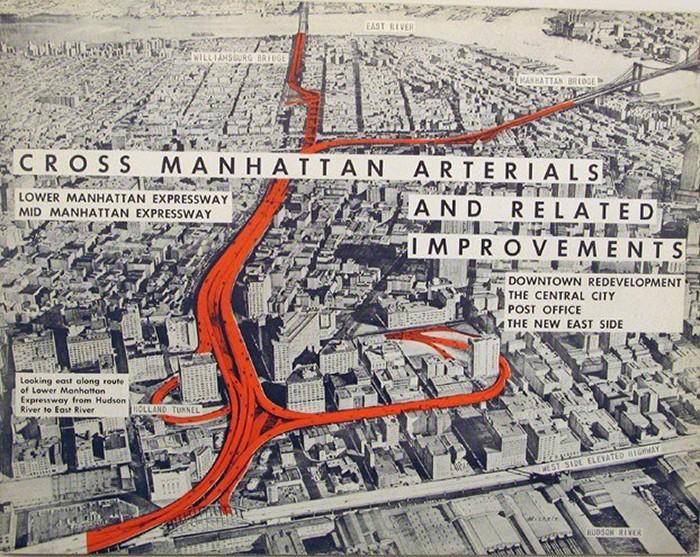 Projeto Lower Manhattan Expressway