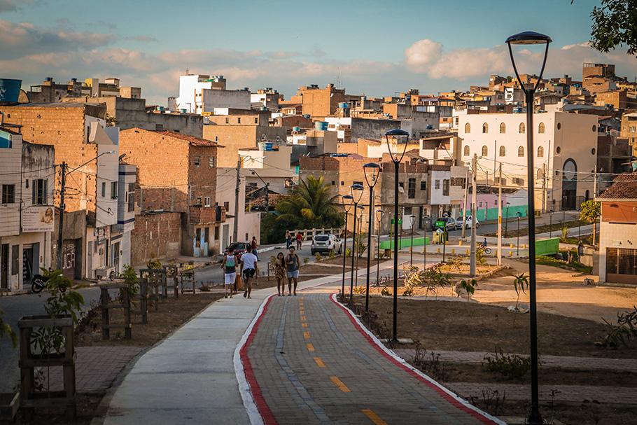 As 3 melhores iniciativas públicas para caminhabilidade no Brasil