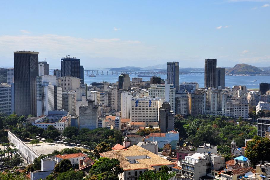 Reviver Centro: uma nova perspectiva para o centro do Rio de Janeiro