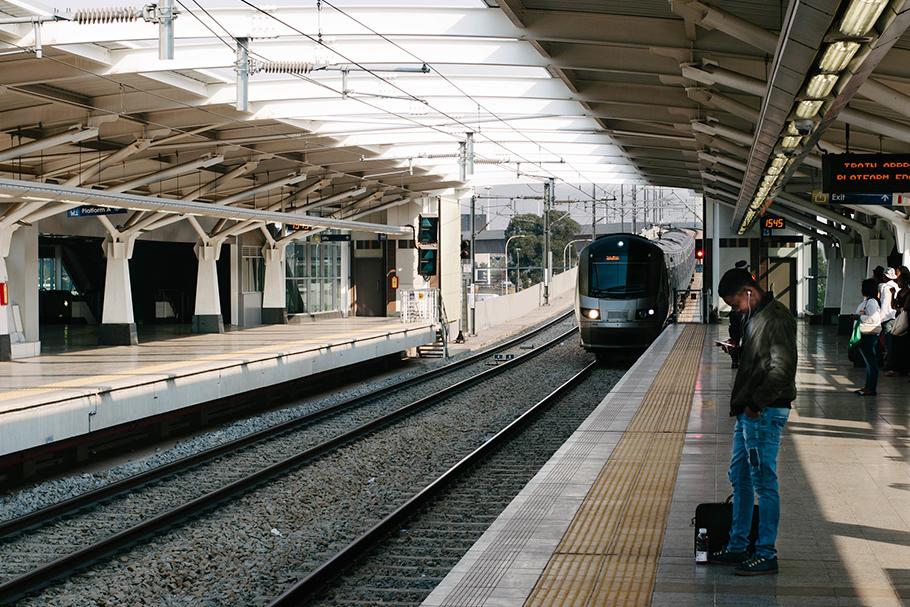 Estação Rhodesfield