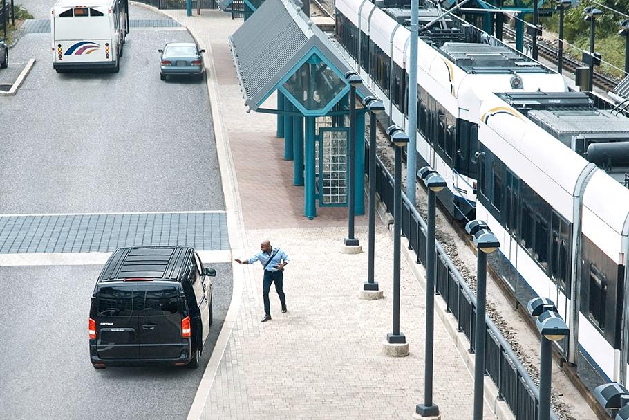 O microtransporte pode servir como transporte público?