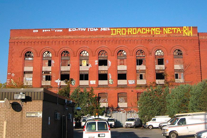 Old Gowanus Power House