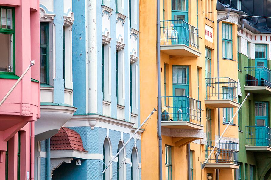 Como apartamentos de luxo ajudam locatários de baixa renda