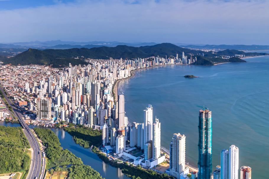 A corrida rumo aos céus do Brasil