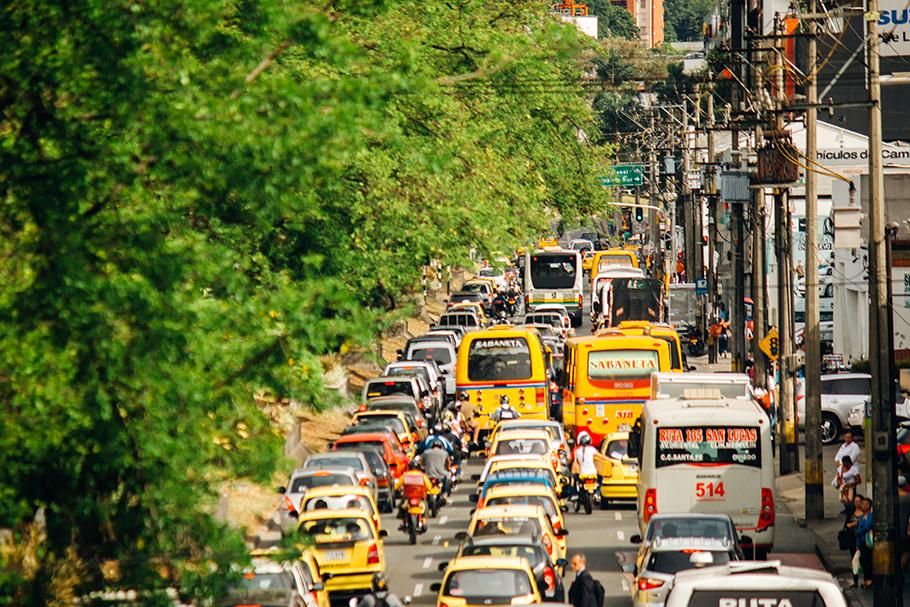 A ascensão das plataformas informais de transporte na América Latina